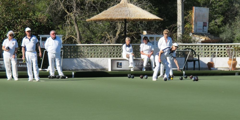 Turner Insurace Spain bowls