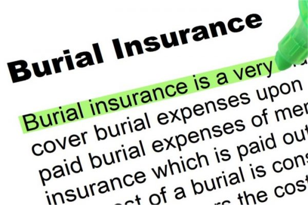 burial insurance in spain for funeral cover